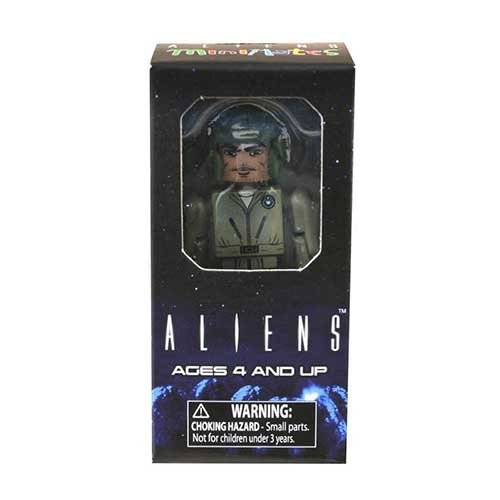 "Minimates Aliens Vs Marines Spunkmeyer 2"" Mini-Figure"
