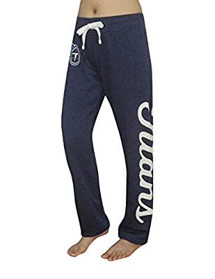 NFL TENNESSEE TITANS Womens Lounge / Yoga Pants (Vintage Look)