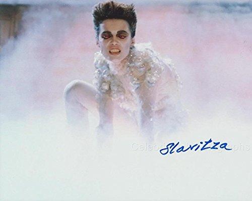 SLAVITZA JOVAN as Gozer - Ghostbusters GENUINE AUTOGRAPH