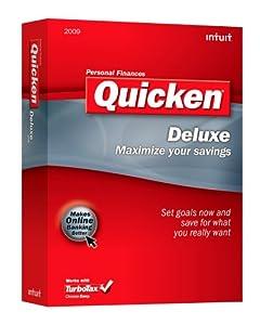 Intuit Quicken Deluxe 2009 (OLD VERSION)