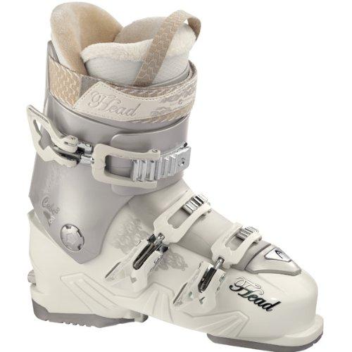 Head Skischuhe Cube 3 8 Mya Pearl - Silver