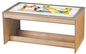Jonti-Craft Light Your Way Activity Table by Jonti-Craft Inc
