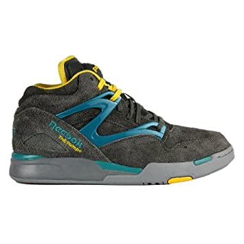9200e639faf54 Reebok Pump Omni Lite Basketball Shoe - Gray (Mens)
