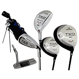 Dunlop Foremost Women's Complete Golf Package