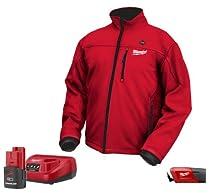 Milwaukee 2331-L M12 12-Volt Large Heated Jacket Set