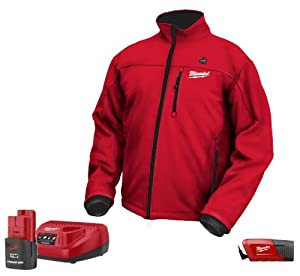 Milwaukee 2331-XL M12 12-Volt X-Large Heated Jacket Set by Milwaukee