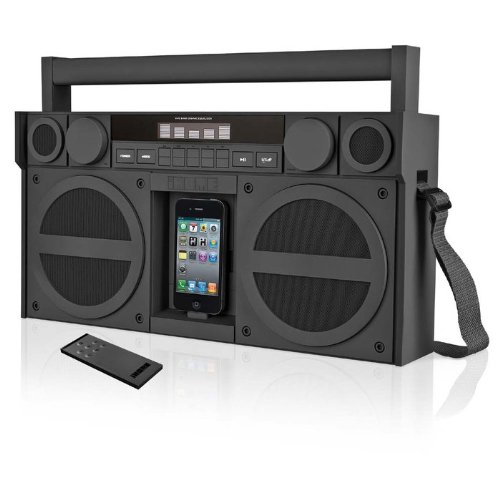 iHome iP4GZ FM 30-Pin iPod/iPhone Speaker Dock