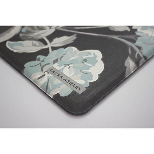 "Blue Kitchen Floor Mats: Laura Ashley Anti-Fatigue Comfort 20"" X 32"" Kitchen Mat"