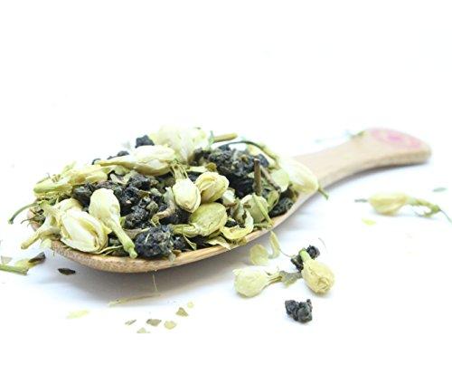 Citron Oolong Loose Leaf Tea, Organic (4Oz / 110G)