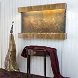 BluWorld Classic Quarry Horizontal Indoor Wall Fountain - Raja Slate