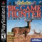 Cabela's Big Game Hunter Ultimate Cha...