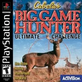 Cabela's Big Game Hunter Ultimate Challenge
