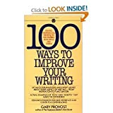 img - for 100 Ways to Improve Your Writing (text only) by G.Provost book / textbook / text book