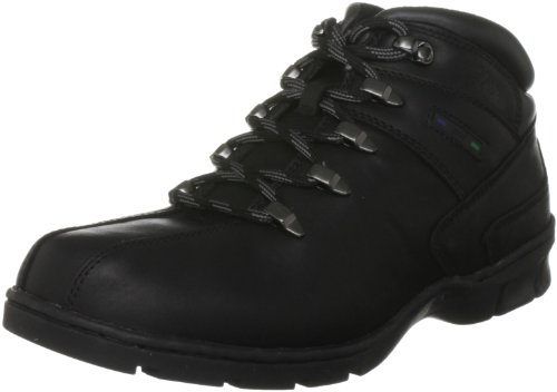 Pod Men's Marco Black Lace Up Boot 10 UK