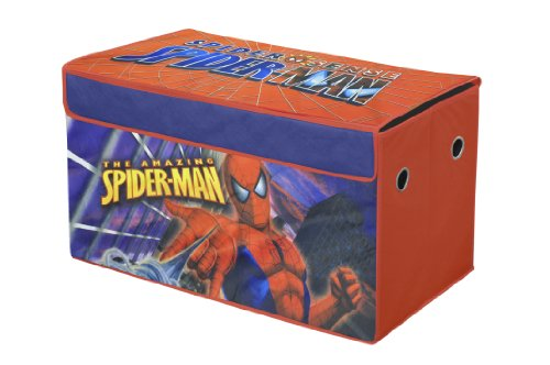 Marvel Spiderman Collapsible Storage Trunk (Collapsible Storage Trunks compare prices)