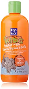 Kiss My Face Natural Kids Orange U Sm…