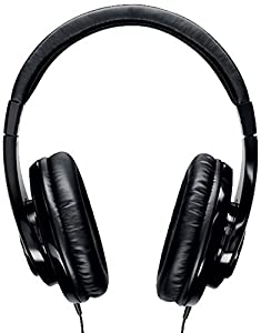 Shure SRH240A Professional Quality Headphones (Black)