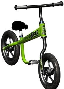 Trikke Bikee Balance Bike, Green