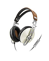 Sennheiser Momentum Headphone with Smart Remote with Mic (Ivory)