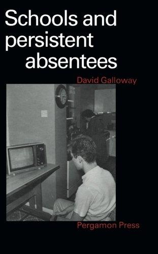 Schools & Persistent Absentees PDF