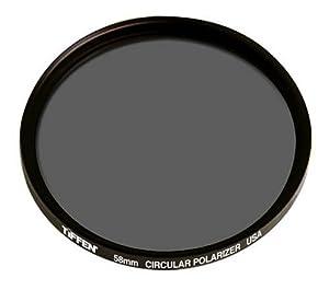 Tiffen 58MM Circular Polarizer Glass Filter