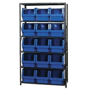 Small shelf giant open hopper magnum storage for Amazon small bookshelf