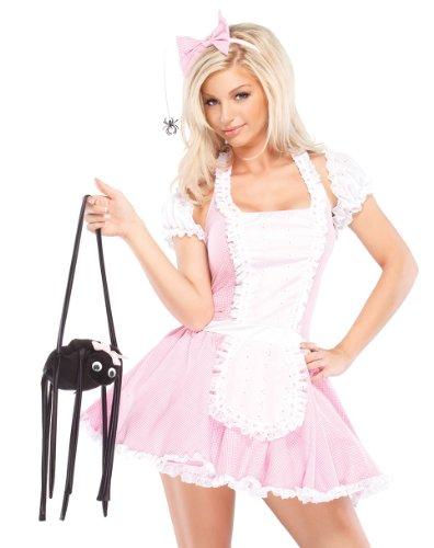 [Miss Muffet (Medium / Large)] (Miss Muffet Costumes)