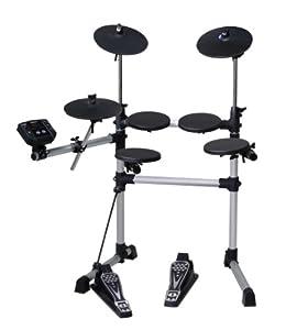 Amazon.com: Medeli DD402 Electronic Drum Set: Musical Instruments