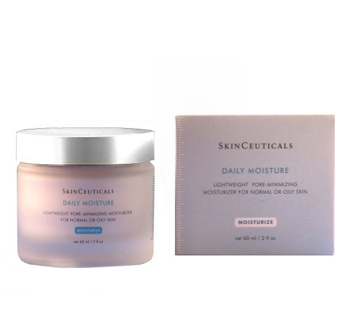Skinceuticals Daily Moisturize Pore-minimizing Moisturizer For Normal Or Oily Skin, 2-Ounce Jar