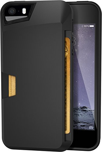 iphone-5-s-se-wallet-case-vault-slim-wallet-for-iphone-5-5s-se-by-silk-protective-card-cover-midnigh