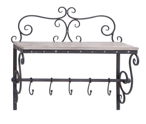 Wall Mounted Towel Rack front-641039