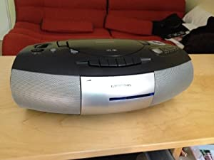 grundig rrcd 1350 mp3 radio recorder mit cd mp3 player. Black Bedroom Furniture Sets. Home Design Ideas