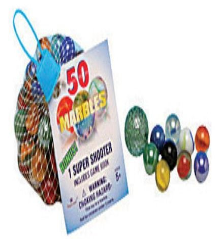 Imperial Toy Champion Marbles 49mm - 16mm - 1