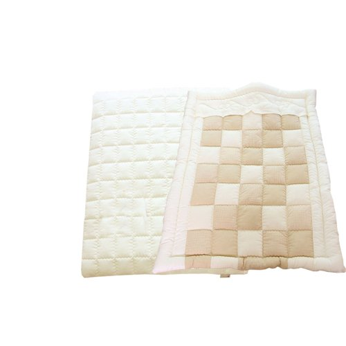 """Baby Natural Certified Organic Cotton Comforters + Pad 39.3"""" X 51"""" front-841774"""
