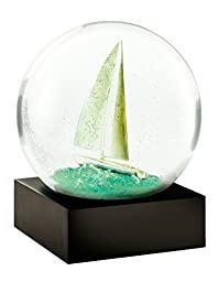 Sailboat Snow Globe by CoolSnowGlobes by CoolSnowGlobes
