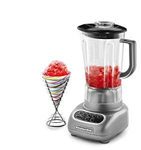 KitchenAid Silver Blender (KSB560CU) from Kitchenaid