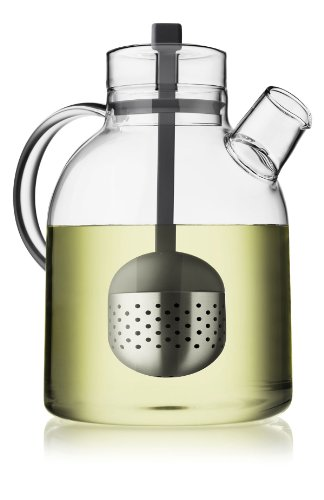 Menu Teekanne Kettle Glas mit Tee-Ei 1,5L