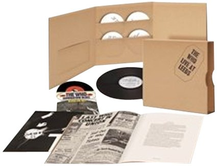 Live at Leeds [Super Deluxe Edition] [4 CD + LP + 7 inch Vinyl]
