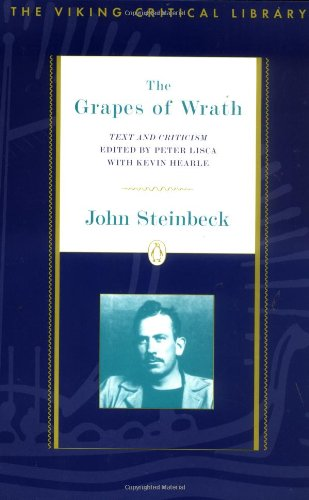 Critical Analysis of The Grapes of Wrath  by John Steinbeck