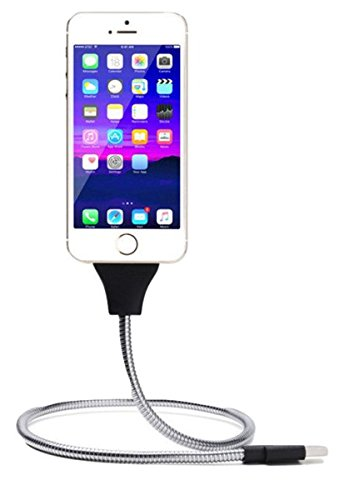 new-fun-2016-flexible-metal-lightning-usb-8-pin-data-sync-charge-cable-for-apple-iphone5-6-7-stand-h