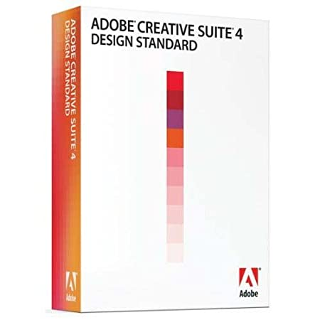 Adobe CS4 Design Standard (PC)