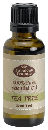 Tea Tree Pure Essential Oil Therapeutic Grade - 30 ml