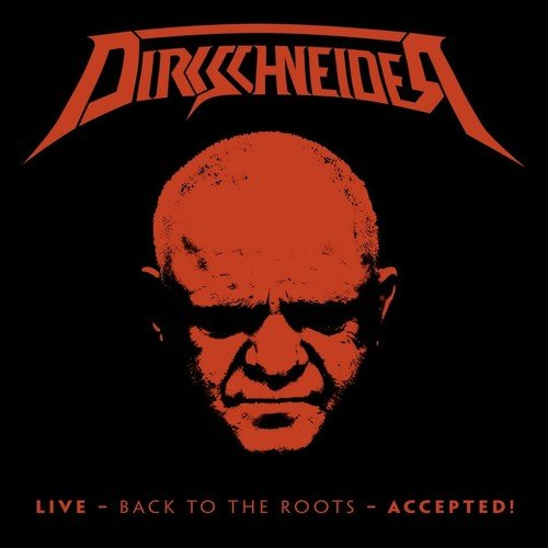 Blu-ray : Dirkschneider - Live - Back To The Roots - Accepted! (With CD, 3 Disc)