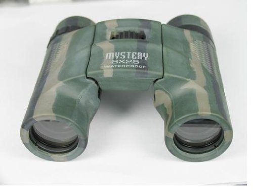 Mystery 8X25 Waterproof Binoculars For Camping