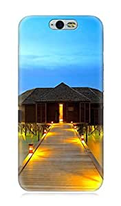 InFocus M812 3Dimensional High Quality Designer Back Cover by 7C
