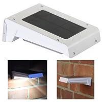 Frostfire Powerful All Year, Low Sunlight 16 LED Wireless Solar Sensor Light