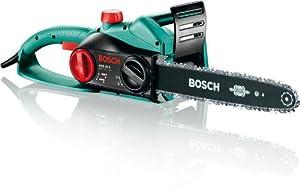 Bosch AKE 35 S Kettensäge (1.800 W, 35 cm Schwertlänge, Bosch SDS, 4 kg)  BaumarktKundenbewertung und weitere Informationen