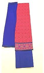 BEAUVILLE VAIIBAVAM Women's Unstiched Salwar Material (BVPCUC_88_Multi_Free Size)