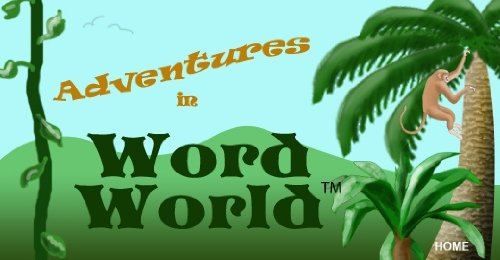 Adventures In Word World - Home Version front-778893