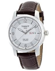 Tissot Men's T0144301603700 PRC 200 Silver Day Watch